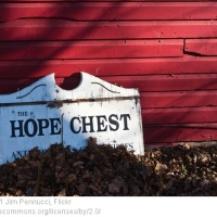 What NOT To Put In Your Hope Chest