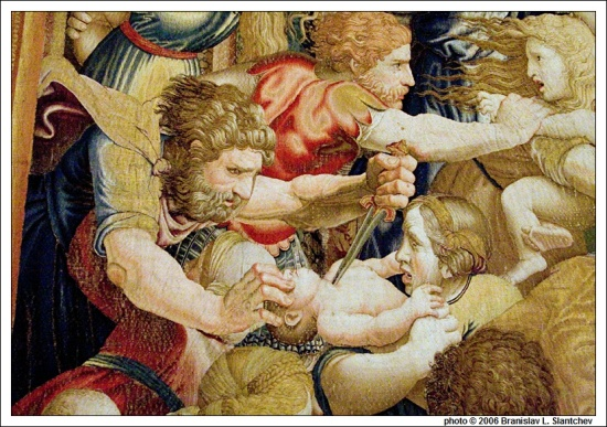 Image result for image of the slaughter of the innocents