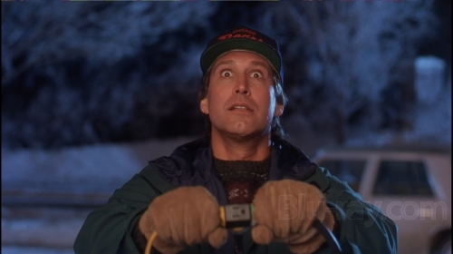 The Advent Fulfilled: Because God is A Bit Like Clark Griswold