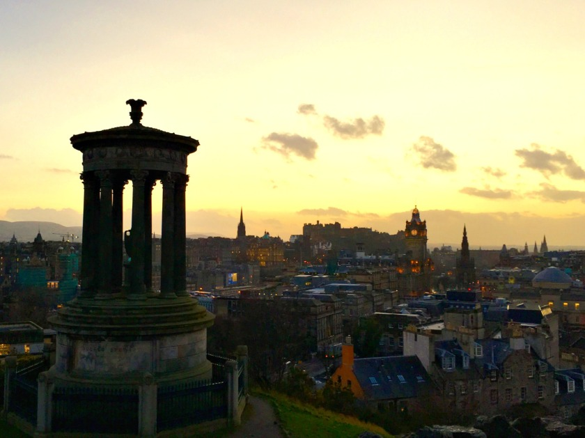 edinburghsunset